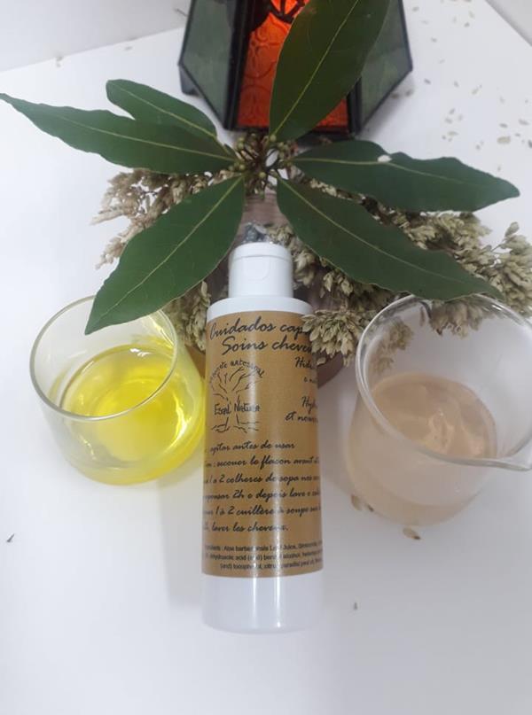 tratamento de cabelo líquido BIO (100 ml)