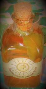 """Óleo Macerado de Louro """"Laurus Nobilis"""" e Azeite, Frasco de 100 ml"""