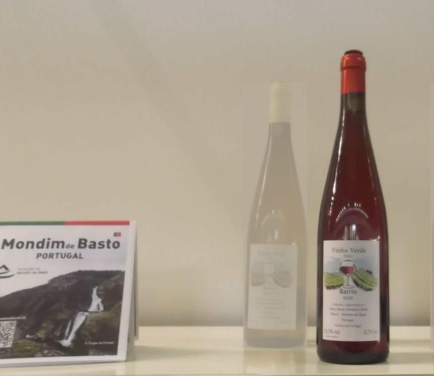 Vinho Verde - Barrio Rosé