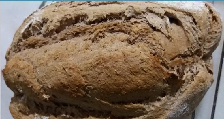Pão de Bolota Artesanal