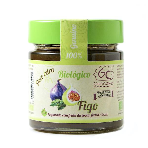 Doce Extra Biológico de Figo (250g)