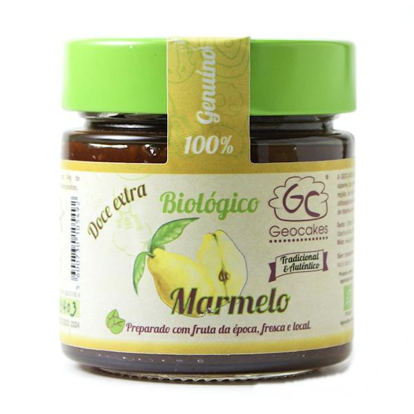 Doce Extra Biológico de Marmelo (250g)