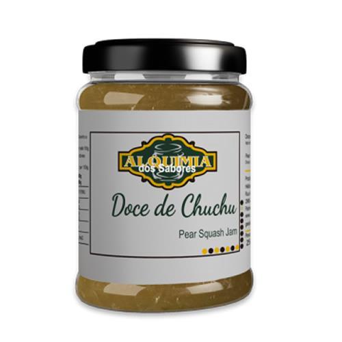 Doce de Chuchu, emb. 250ml