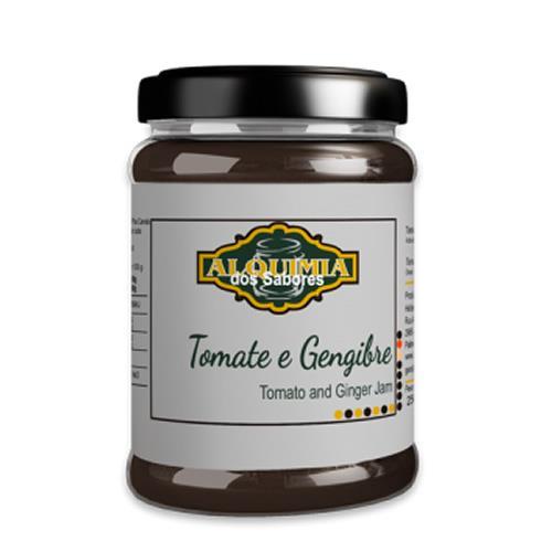 Doce de Tomate e Gengibre, emb. 135ml