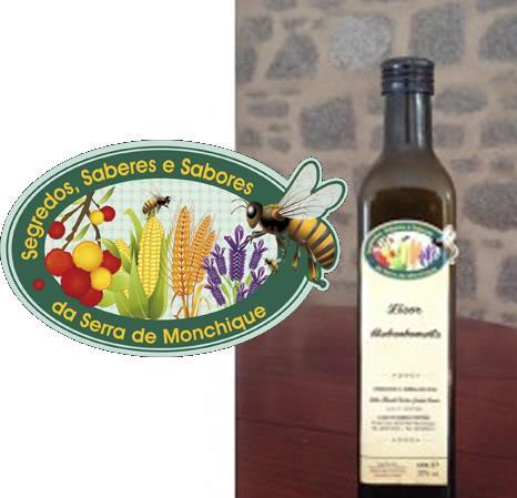 Licor de Medronho Menta e Chocolate, emb. 500 ml