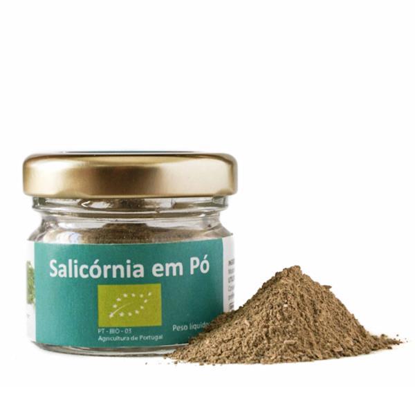 Salicórnia em Pó, 15g. Tok de Mar® by ALGAplus