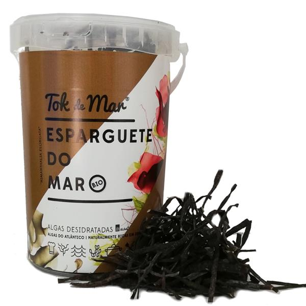 Esparguete-do-mar Desidratada, 100g. Tok de Mar® by ALGAplus