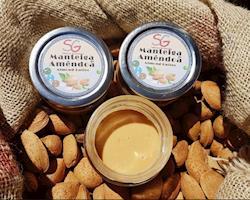 Manteiga de Amêndoa, emb. 120g