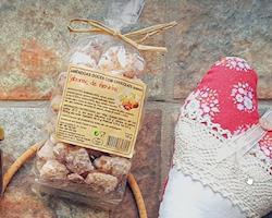 Amêndoas Doces com Chocolate Branco, emb. 125g