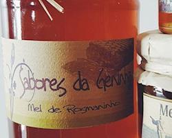 Mel de Rosmaninho, emb. 250g