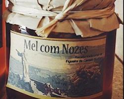 Mel com Nozes, emb. 250g