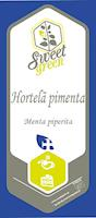 Hortelã Pimenta - mentha piperita,emb.10g