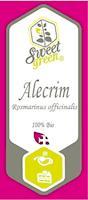 Alecrim - rosmarinus officinalis,emb.10g
