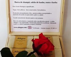Cabaz de Oferta - Sabão Castilhe 100% Bio