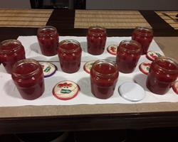 Doce de tomate caseiro
