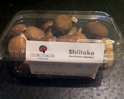 Cogumelos Shiitake BIO, emb. 250g