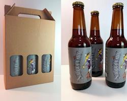 Pack de 3 Cervejas Artesanais - Sabugueira, 5%vol