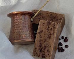 Sabonete Esfoliante de Café Turco