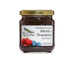Compota Extra de Mirtilo/Framboesa 250g