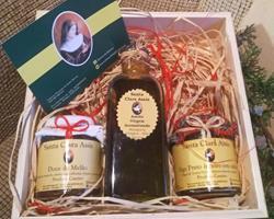 Cabaz Oferta com produtos Conventuais Caseiros