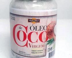 Óleo de Coco Virgem, 380g