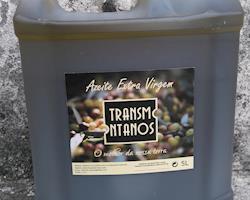 "Azeite ""transmontanos"", Emb. 5L | Acidez 0,1"