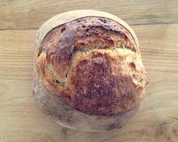Pão de Trigo e Centeio, 500g