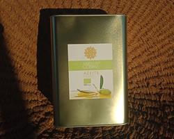 Azeite Virgem Extra Biológico - 5L - Azeites do Cobral