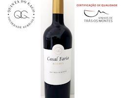 Vinho Casal Faria Tinto Reserva 2014