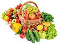 Cabaz Biológico de Produtos Mix Hortícolas e frutas
