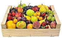 Cabaz Biológico de Mix de Frutas