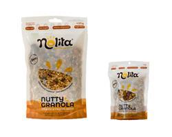 Granola Nutty   30% Frutos secos 420g