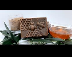""""""" o Regenerador """" sabonete de mel bio (100gr)"""