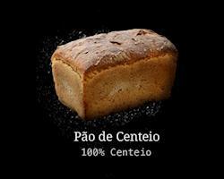 Pão Artesanal de Centeio Bio 500g