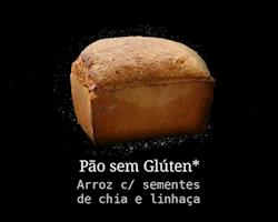 Pão Artesanal de Arroz s/ Glúten 500g