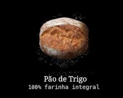 Pão Artesanal de Trigo Integral 500g