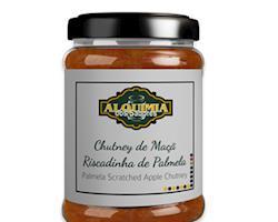 Chutney de Maçã Riscadinha de Palmela, emb. 135ml