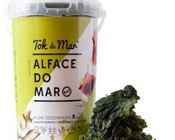 Alface-do-mar Desidratada, 100g. Tok de Mar® by ALGAplus