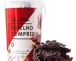 Botelho-comprido ou Dulse Desidratada, 100g. Tok de Mar® by ALGAplus