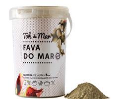 Fava-do-mar em Pó, 750g. Tok de Mar® by ALGAplus