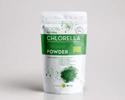 Chlorella em Pó, 100g. Allma by Allmicroalgae®