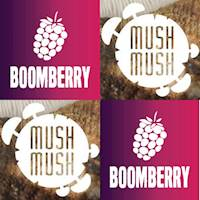 Contatos do Mush Mush e Boomberry
